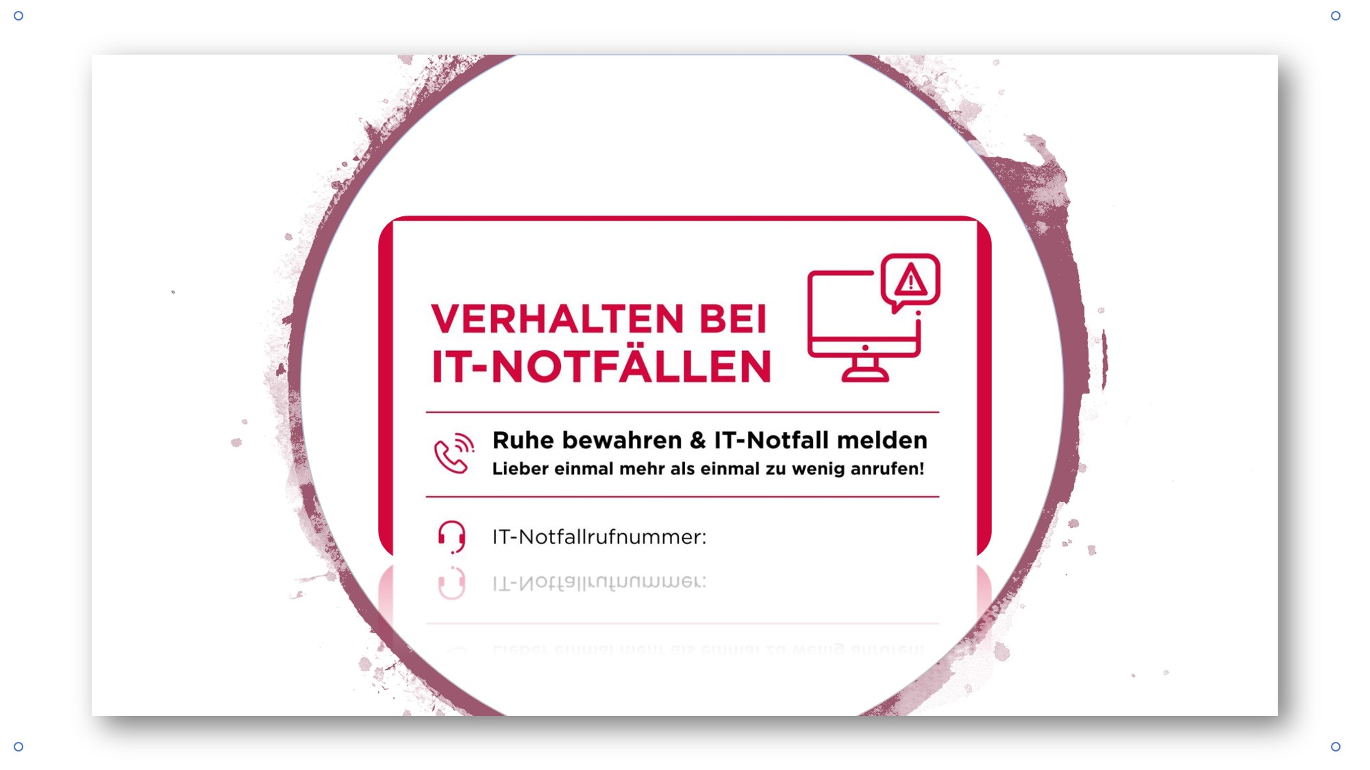 IT-Basissicherheit_IT-Notfallplan