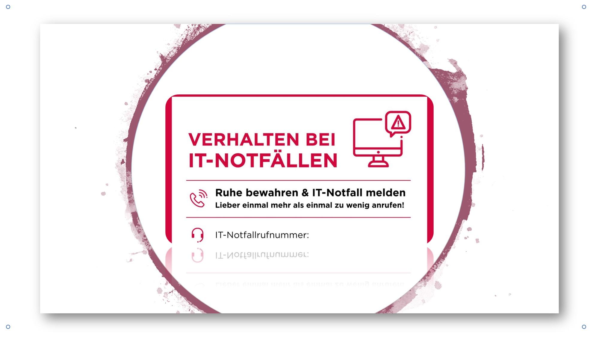 IT-Basissicherheit_IT-Notfallplan